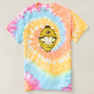 Camiseta Tintura ROASTED E COZIDA do laço e tonto