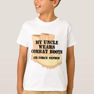 Camiseta Tio do DCB do sobrinho da força aérea
