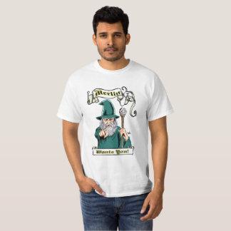 Camiseta Tio Merlin
