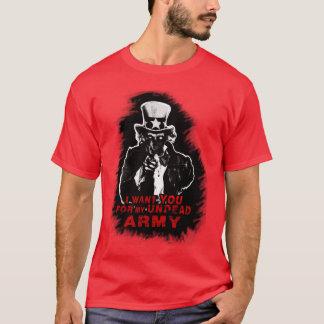 Camiseta Tio Presunto Zombi