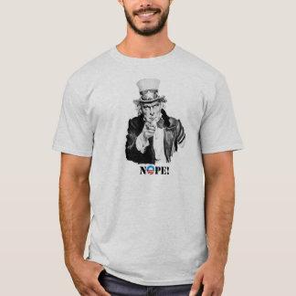 Camiseta Tio Sam - T de Nope - de Nobama