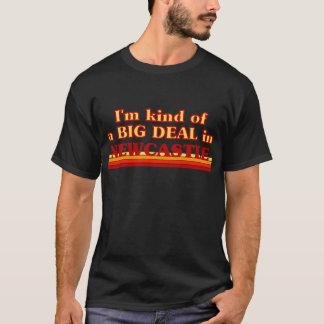 Camiseta Tipo de I´m de uma grande coisa em Newcastle