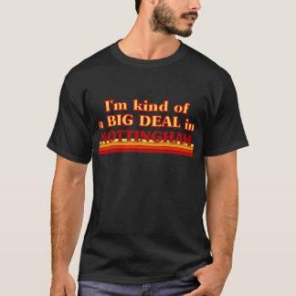 Camiseta Tipo de I´m de uma grande coisa em Nottingham