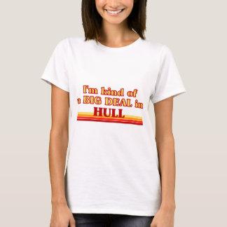 Camiseta Tipo de I´m de uma grande coisa na casca