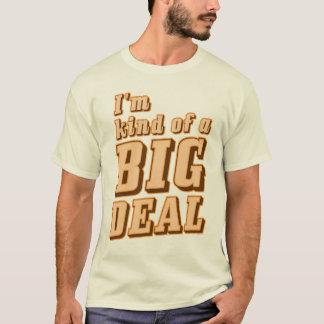 Camiseta Tipo de I'm de um t-shirt da GRANDE COISA