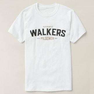 Camiseta Tipografia autêntica dos caminhantes