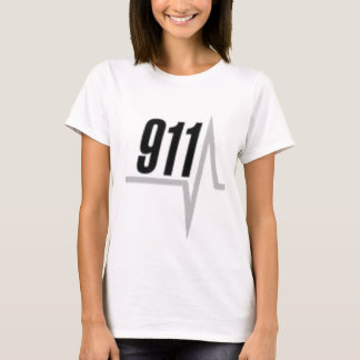 Camiseta Tira de 911 EKG