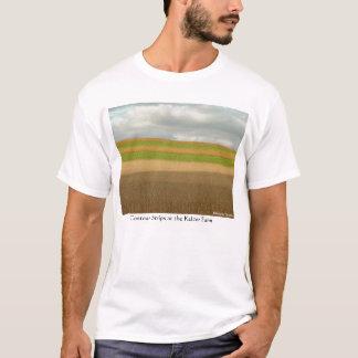 Camiseta Tiras do contorno