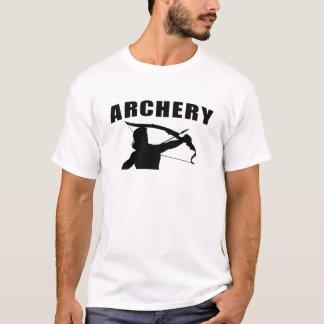 Camiseta Tiro ao arco - homem