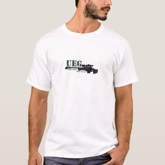 Camiseta Tiro do atirador furtivo um de UEG, um t-shirt do