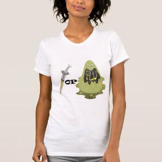 Camiseta Tiro ou gripe
