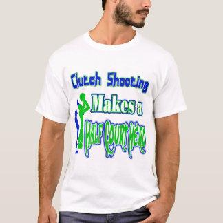 Camiseta Tiros da embreagem