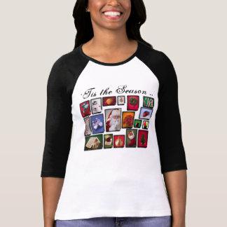 Camiseta Tis o t-shirt da estação