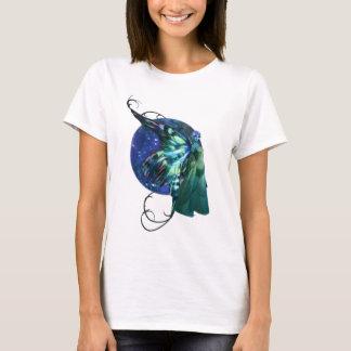 Camiseta Titania, rainha da camisola de alças das fadas