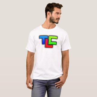 Camiseta TLC - Homens alpargata