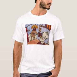 Camiseta Toalete Jesus