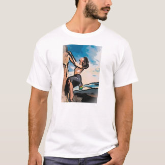 Camiseta Tocando no céu