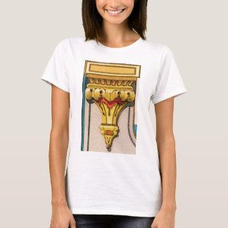 Camiseta tocha dourada da glória