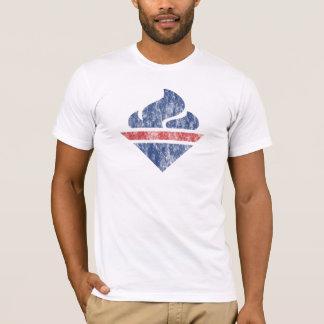 Camiseta Tocha retro (roupa americano)
