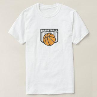 Camiseta Toda a equipa de basquetebol americana