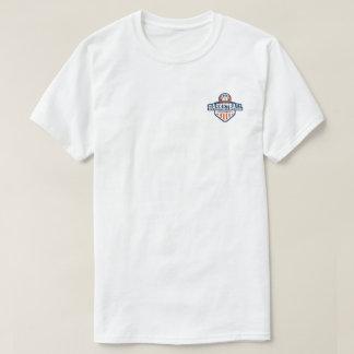 Camiseta Toda a equipe de basquetebol americana