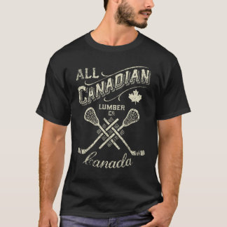 Camiseta Toda a madeira serrada canadense Co.