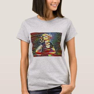 Camiseta Toda a menina americana