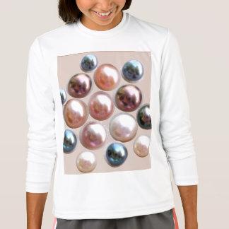 Camiseta Toda a ocasião: PRESENTES super da PÉROLA da jóia