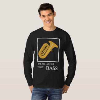Camiseta Toda sobre essa… tuba