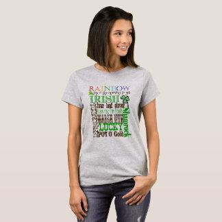 Camiseta Todas as coisas irlandesas