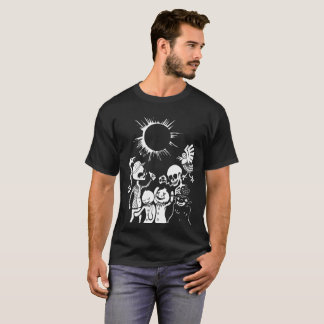 Camiseta Todo o eclipse americano