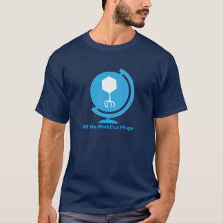 Camiseta Todo o mundo é um t-shirt do fago