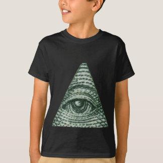 Camiseta Todo o olho de vista