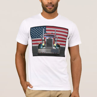 Camiseta Todo o Peterbilt americano