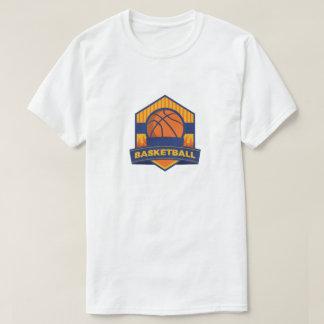 Camiseta Todo o uniforme americano da equipa de basquetebol