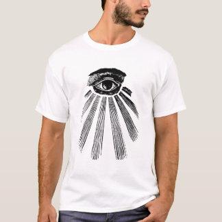 Camiseta Todo-Vendo o olho