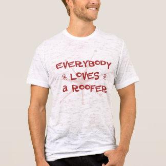 Camiseta Todos ama um Roofer
