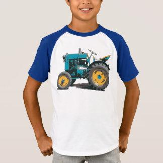 Camiseta Todos ama um trator velho grande!