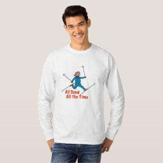 Camiseta Todos enviam