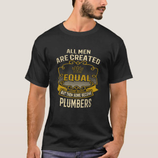 Camiseta Todos os homens são semelhante que criado alguns