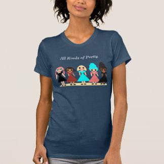 Camiseta Todos os tipos de bonito