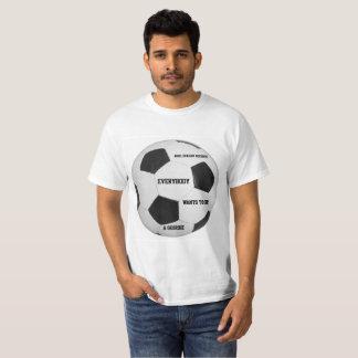 Camiseta Todos quer ser um Geordie