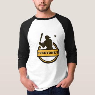 Camiseta Todos T do basebol de Tiffany