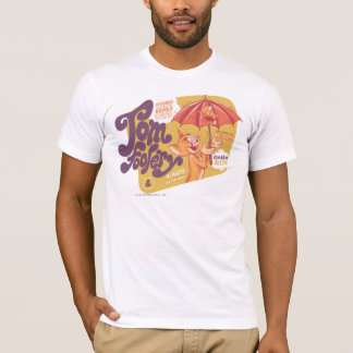 Camiseta Tolice de Tom e de Jerry Tom