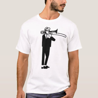 Camiseta Tom do Trombone 2 de Ska Walt Jabsco