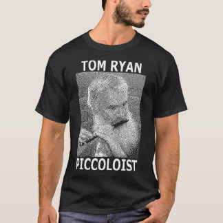 CAMISETA TOM RYAN, PICCOLOIST