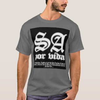 Camiseta Tom sujo de SATX POR VIDA