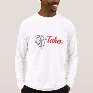 Camiseta Tomado pelo amor - Cupido