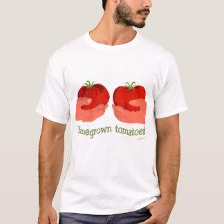 Camiseta tomates caseiros