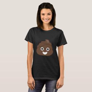 Camiseta Tombadilho louco Emoji